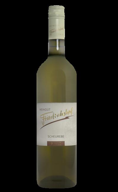 Scheurebe - Weißwein lieblich - Wein aus der Pfalz - Weingut Friedrichshof
