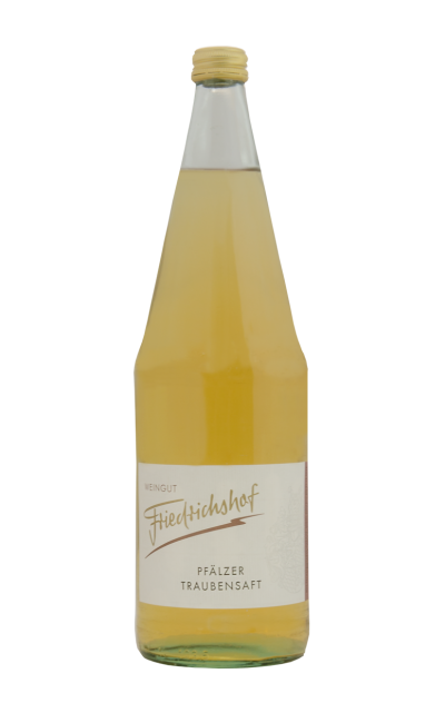 Weisser Traubensaft - Pfalz - Weingut Friedrichshof